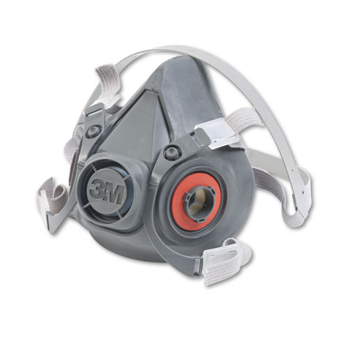 Half Facepiece Respirator 6000 Series, Reusable, Large 6300