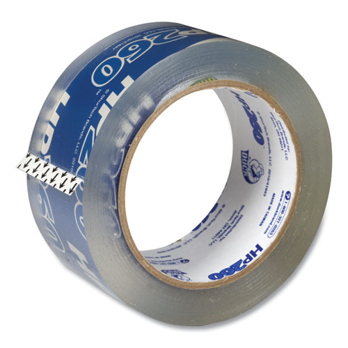HP260 Packaging Tape, 3 Core, 1.88 x 60 yds, Clear, 36/Pack