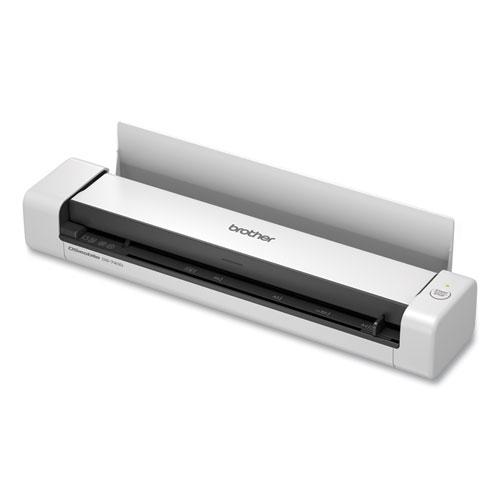 DS-740D Duplex Compact Mobile Document Scanner, 600 dpi Optical Resolution, 1-Sheet Duplex Auto Document Feeder