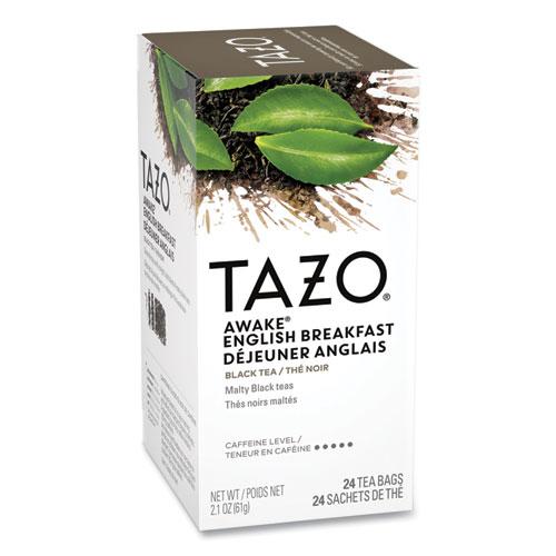 Tea Bags, Awake English Breakfast, 24/Box