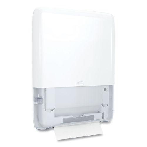 PeakServe Continuous Hand Towel Dispenser, 14.44 x 3.97 x 19.3, White