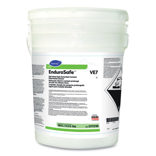 EnduroSafe Extended Contact Chlorinated Cleaner, 5 gal Pail