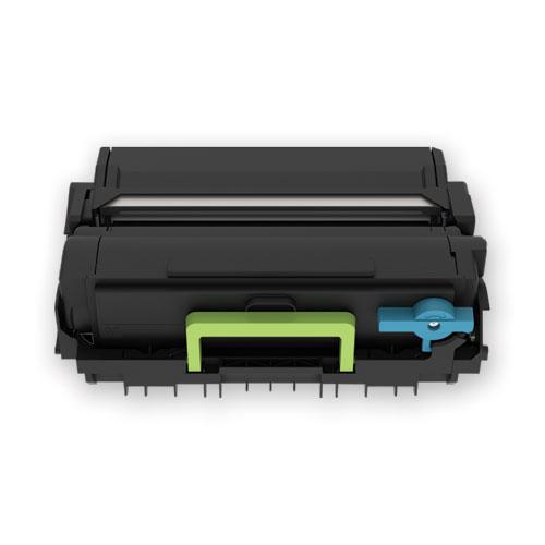 B341000 Return Program Toner Cartridge, 1,500 Page-Yield, Black