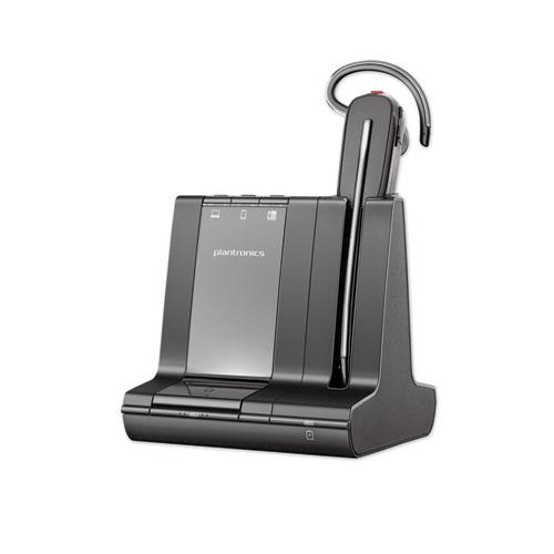 Savi S8240M Office Series Headset, Microsoft Version, Black