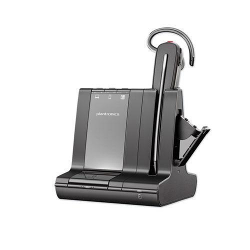 Savi S8245M Office Series Headset, Microsoft Version, Black