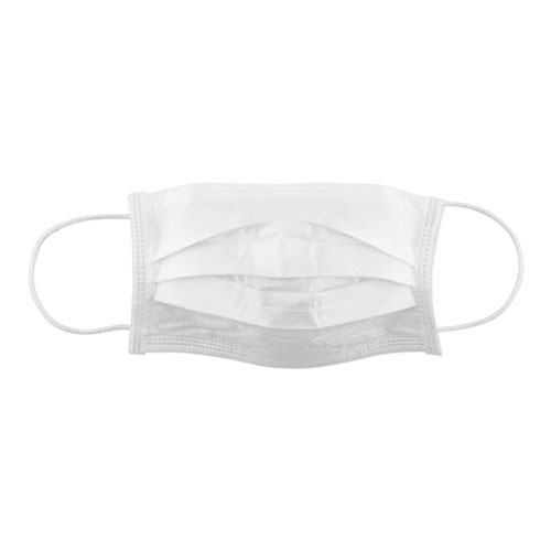 Face Mask, White, 50/Box