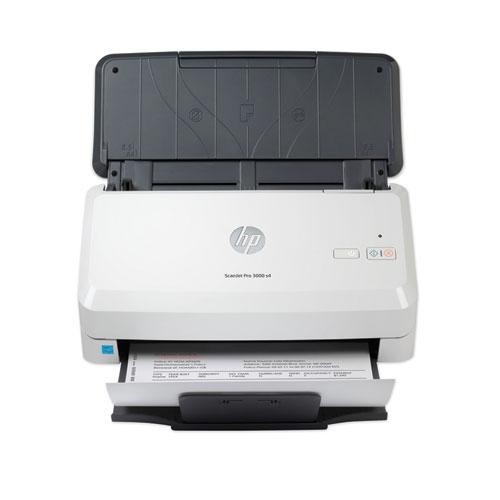 ScanJet Pro 3000 s4 Sheet-Feed Scanner, 600 dpi Optical Resolution, 50-Sheet Duplex Auto Document Feeder