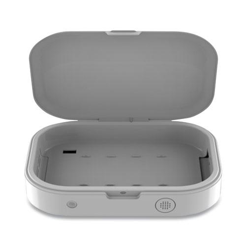 UV Sterilizing Box for Mobile Phones, White