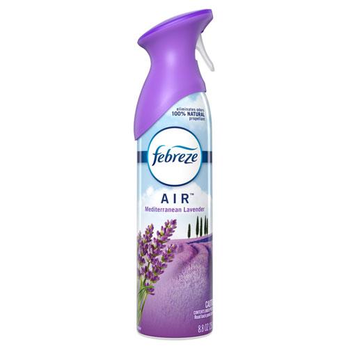 AIR, Mediterranean Lavender, 8.8 oz Aerosol, 6/Carton
