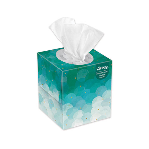 Kleenex Boutique White Facial Tissue