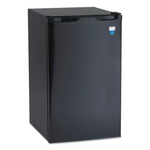 4.4 Cu. Ft. Counter Height Refrigerator, Black