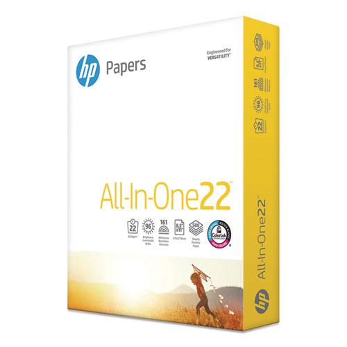 All-In-One22 Paper, 96 Bright, 22lb, 8.5 x 11, White, 500/Ream