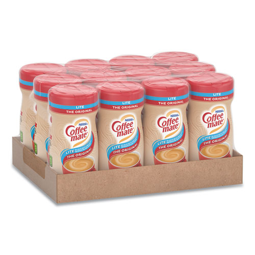 Powdered Original Lite Creamer, 11 oz. Canister, 12/Carton