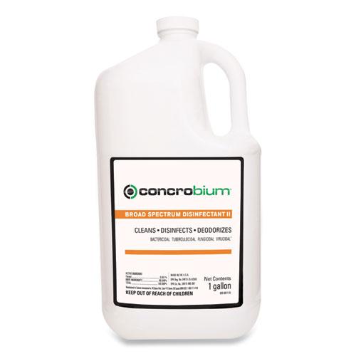 Broad Spectrum Disinfectant Cleaner, Light Spice, 1 gal Bottle