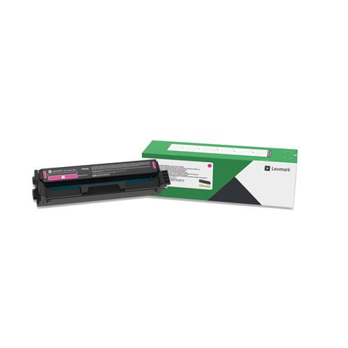 C341XM0 Extra High-Yield Return Program Toner Cartridge, 4,500 Page-Yield, Magenta