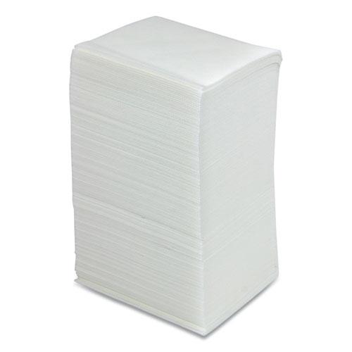 HOSPECO® Easy Task F310 Wiper, Quarterfold, 10 x 13, Zipper Bag, 175/Bag, 6/Carton