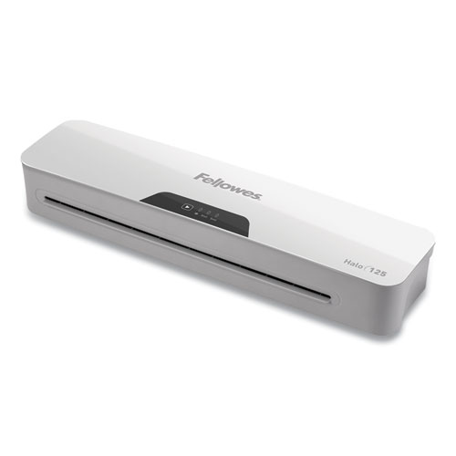Halo Laminator, 2 Rollers, 12.5 Max Document Width, 5 mil Max Document Thickness