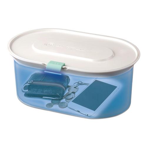 Sterilizing Box, White