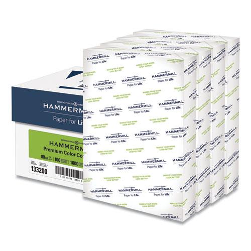 Premium Color Copy Cover, 100 Bright, 80lb, 18 x 12, 250 Sheets/Pack, 4 Packs/Carton