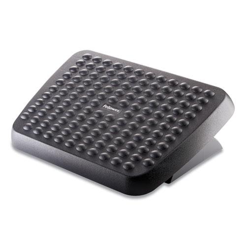 Standard Footrest, Adjustable, 17.63w x 13.13d x 3.75h, Graphite