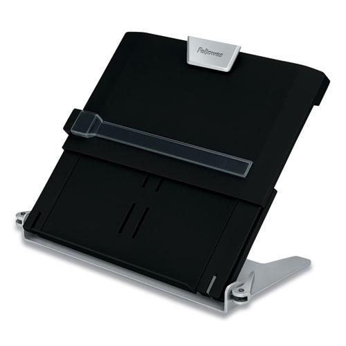 Professional Series Document Holder, Plastic, 250 Sheet Capacity, Black