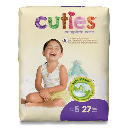 Premium Jumbo Diapers, Size 5, Over 27 lbs, 108/Carton