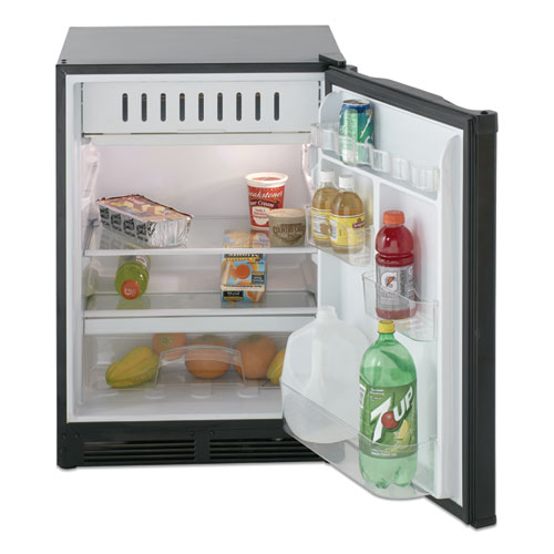 5.2 Cu. Ft. Counter Height Refrigerator, Black