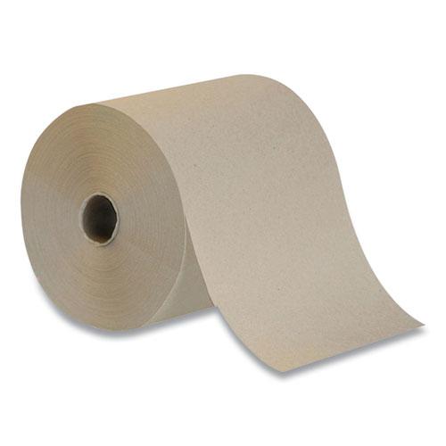 "Coastwide Professional™ Hardwound Paper Towels, 7.87"" x 800 ft, Natural, 6 Rolls/Carton"