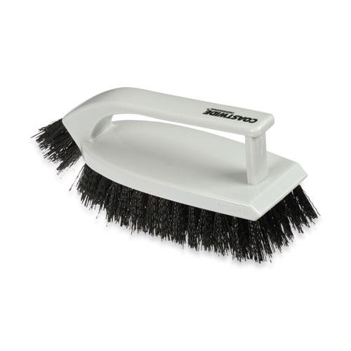 Scrub Brush, Polypropylene, 6, Gray
