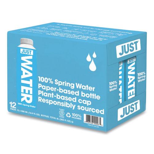 Spring Water, 16.9 oz, 12/Carton