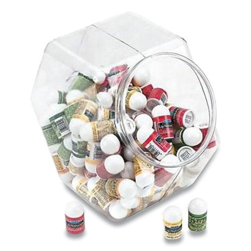 Lip Naturals Assorted Flavors Lip Balm, Cherry; Citrus; Mint, 0.1 oz, 100/Box