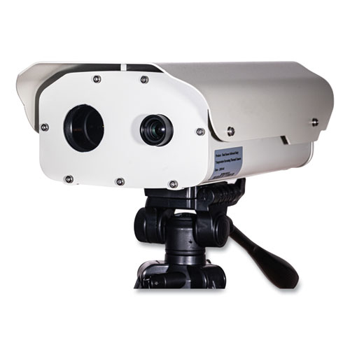 Non-Contact Infrared Thermal Imager, For Use with PC, 86 Degree -113 Degree Temp Range, 10 Person, 7.5 x 12.5 x 4