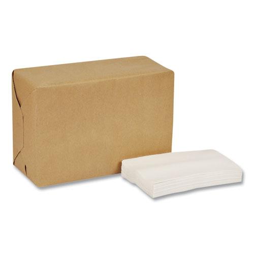 Tork® Multipurpose Paper Wiper, 13.8 x 8.5, White, 400/Pack, 12 Packs/Carton