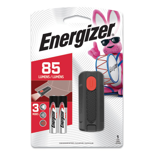 Cap Light, 2 AAA Batteries (Included), Black