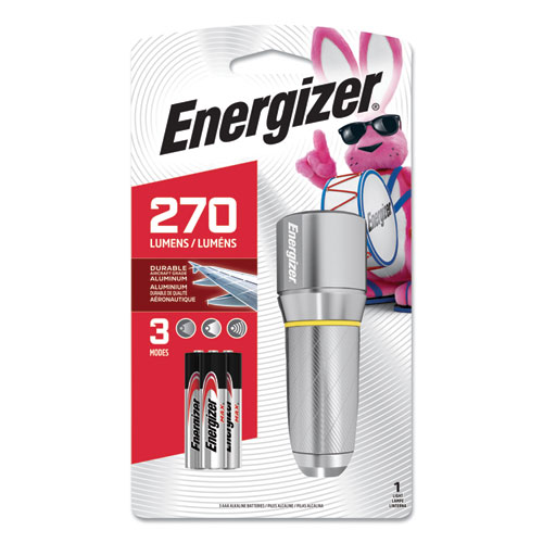 Vision HD, 3 AAA Batteries (Included), Silver