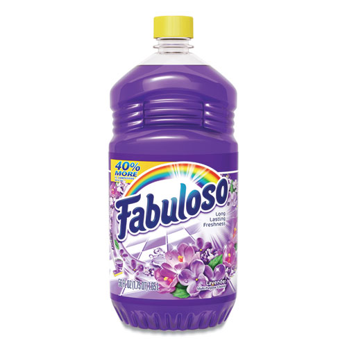 Multi-use Cleaner, Lavender Scent, 56oz Bottle