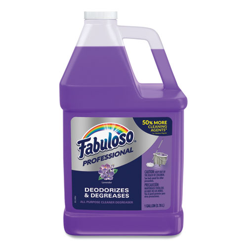 All-Purpose Cleaner, Lavender Scent, 1gal Bottle, 4/Carton