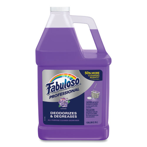 Fabuloso® All-Purpose Cleaner, Lavender Scent, 1 gal Bottle