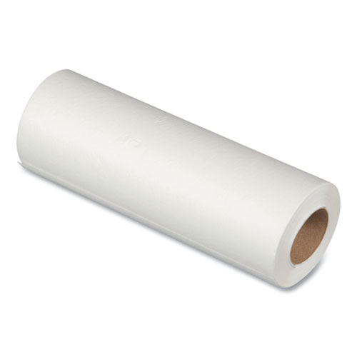 """Everyday Headrest Paper Roll, Smooth-Finish, 8.5"""" x 225 ft, White, 25/Carton"""