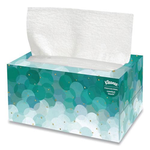 Kleenex® Ultra Soft Hand Towels, POP-UP Box, White, 70/Box