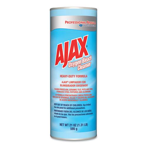 Ajax® Oxygen Bleach Powder Cleanser, 21oz Canister