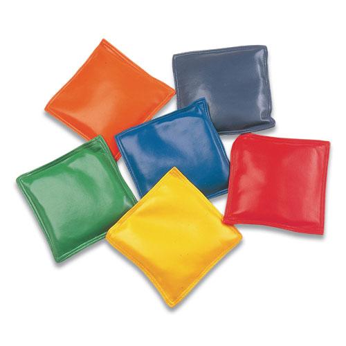 Bean Bag Set, Vinyl, 4, Assorted Colors, Dozen