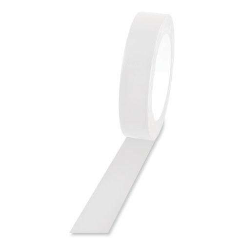 Floor Tape, 1 x 36 yds, White