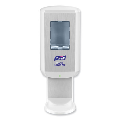 PURELL® CS8 Hand Sanitizer Dispenser, 1,200 mL, 5.79 x 3.93 x 15.64, White