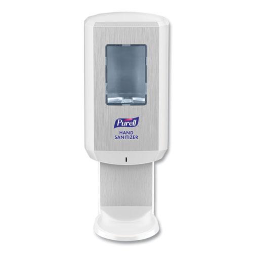 PURELL® CS6 Hand Sanitizer Dispenser, 1,200 mL, 5.79 x 3.93 x 15.64, White