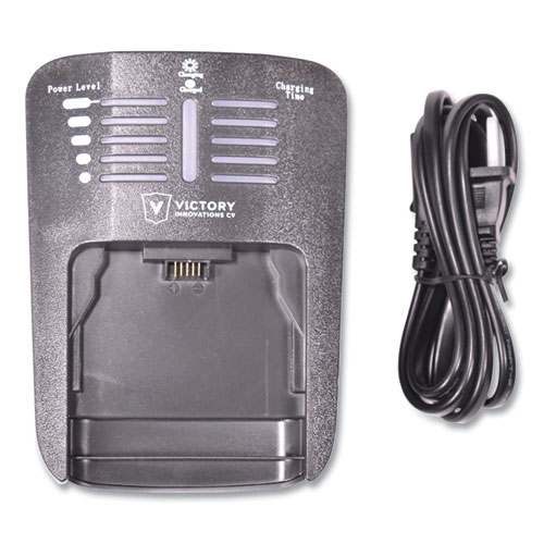Professional 16.8V Charger for Victory Innovation Batteries, Black