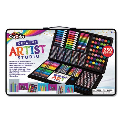 Creative Artist Studio, 250 Pieces