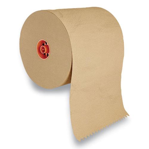 "Coastwide Professional™ J-Series Hardwound Paper Towels, 8"" x 800 ft, Natural Kraft, 6 Rolls/Carton"