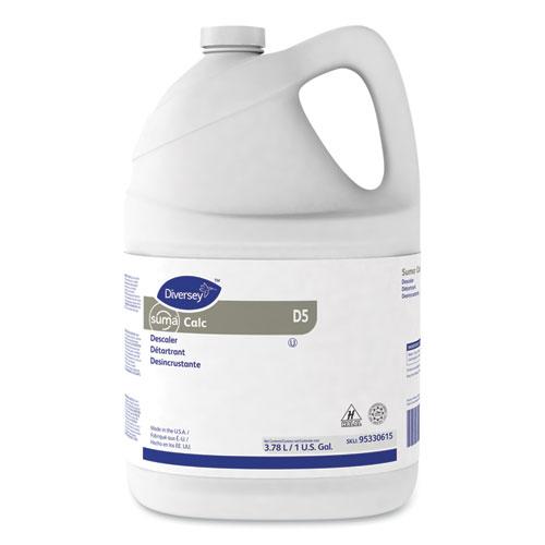 Suma Calc Descaler, Liquid, 1 gal, 4/Carton