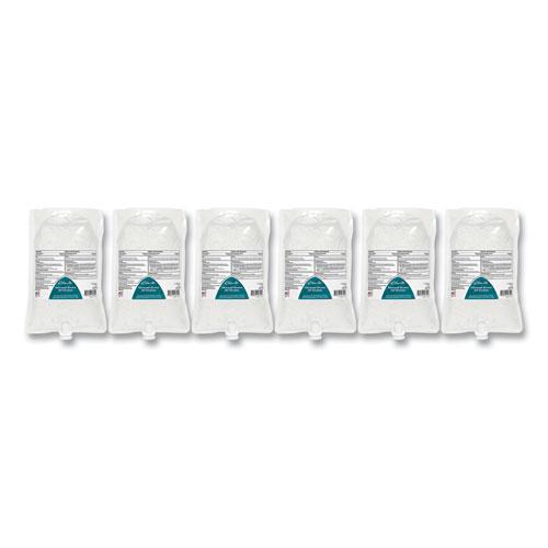 Betco® Advanced Gel Hand Sanitizer, 1,000 mL Bag, Light Fresh, 6/Carton